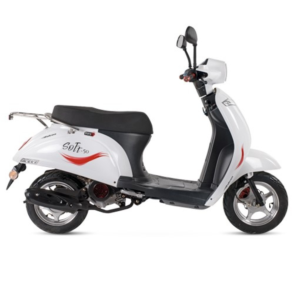 Falcon Soft 50 Scooter